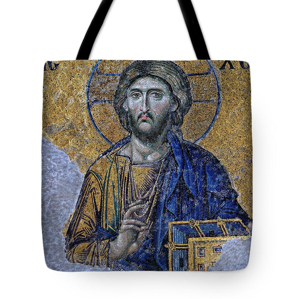 Hagia Sophia Tote Bags