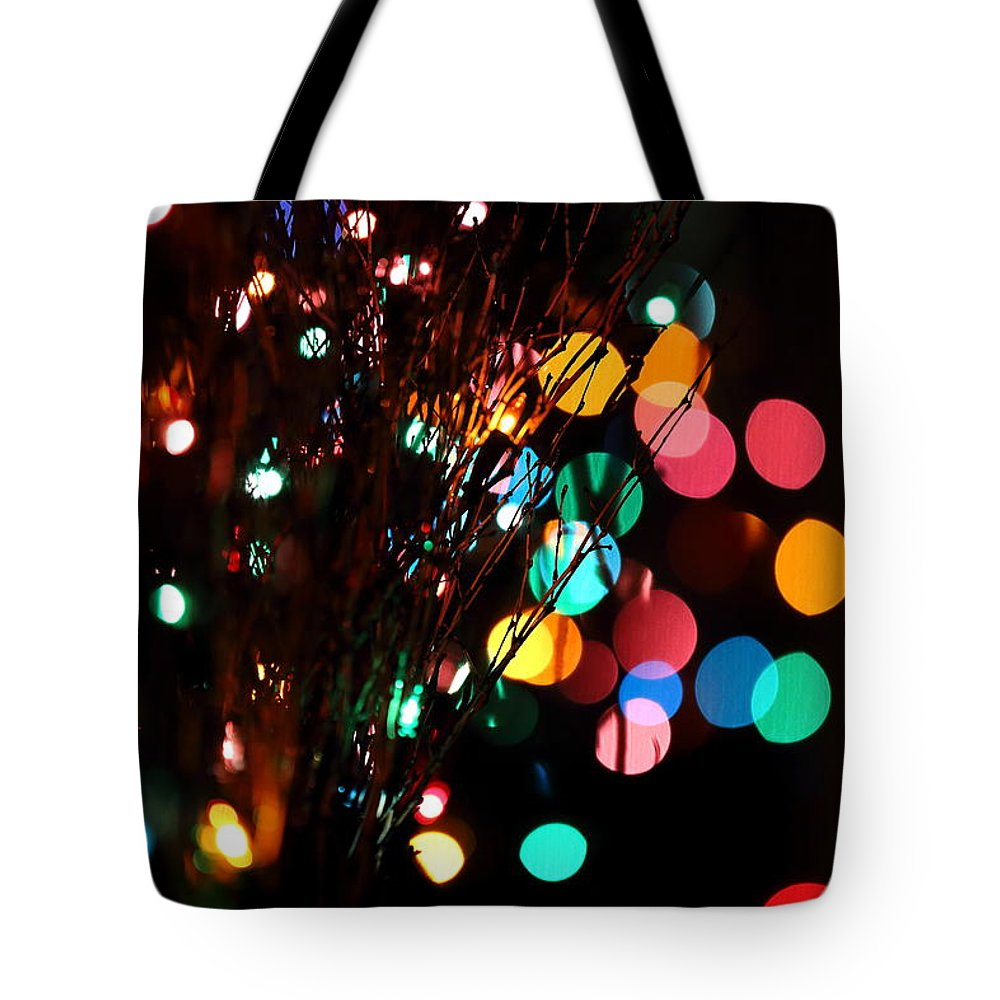 Christmas Magic Tote Bag featuring the photograph Christmas Magic by Scott Hill