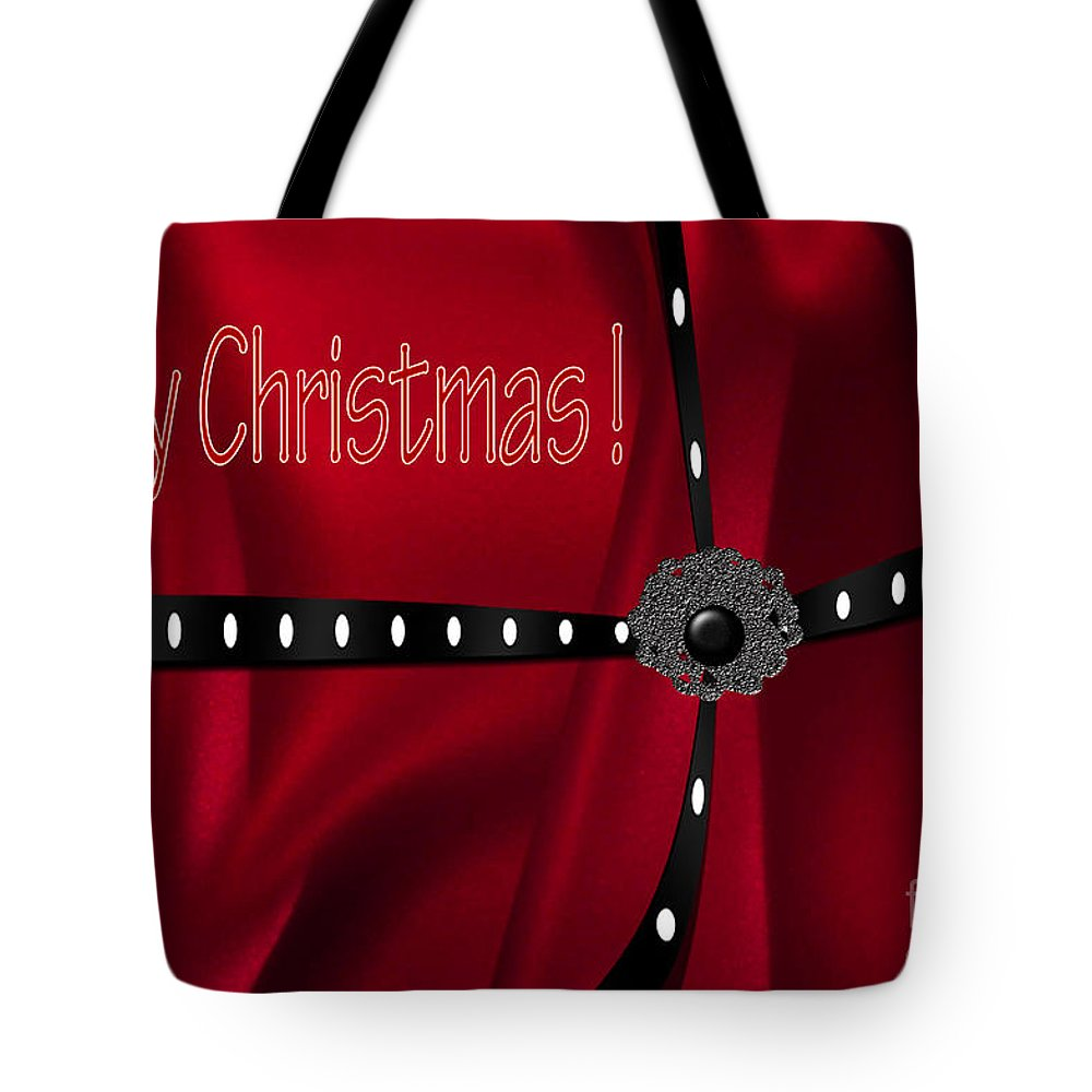 Christmas Tote Bag featuring the photograph Christmas One by Tina M Wenger