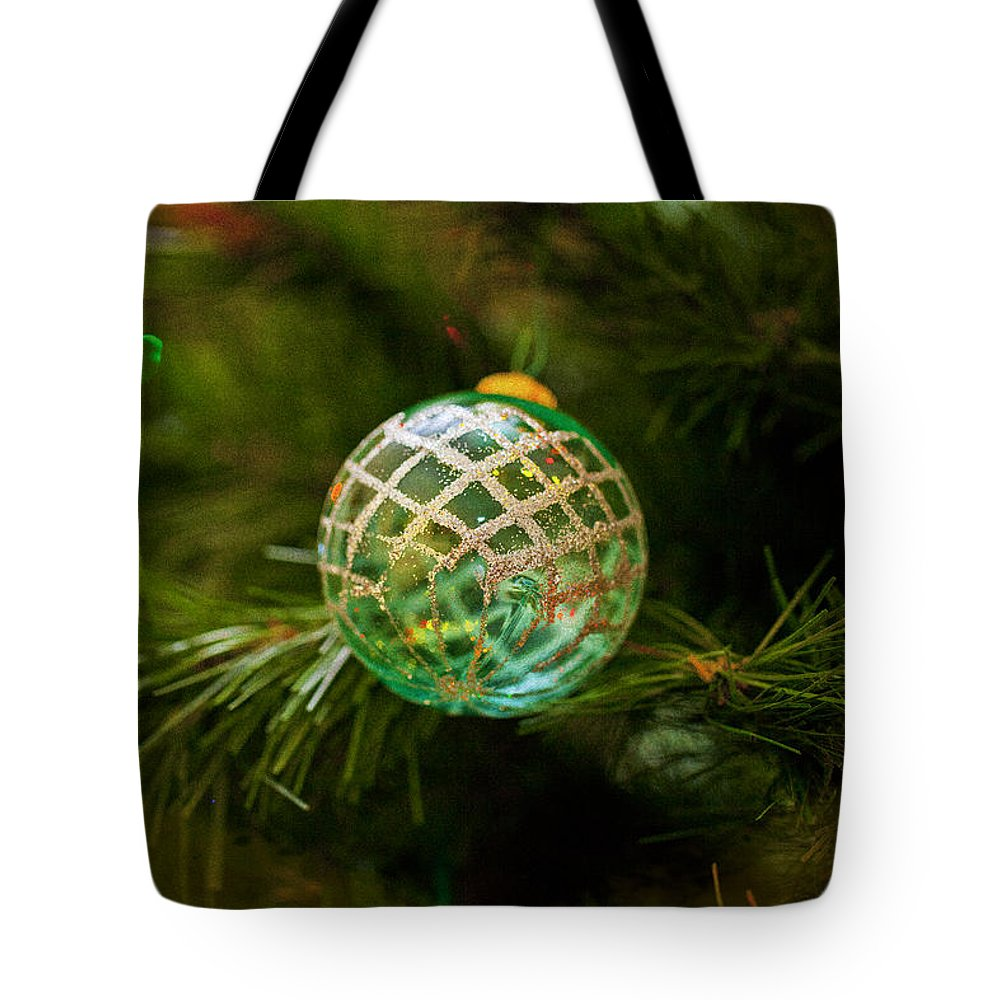 Merry Christmas Tote Bag featuring the photograph Christmas Wish by Angela Stanton