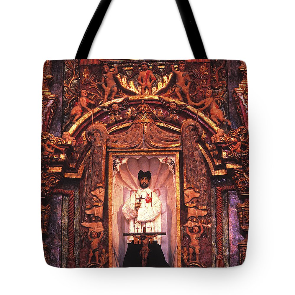 Icon Tote Bag featuring the photograph Church Icon - 84 by Paul W Faust - Impressions of Light