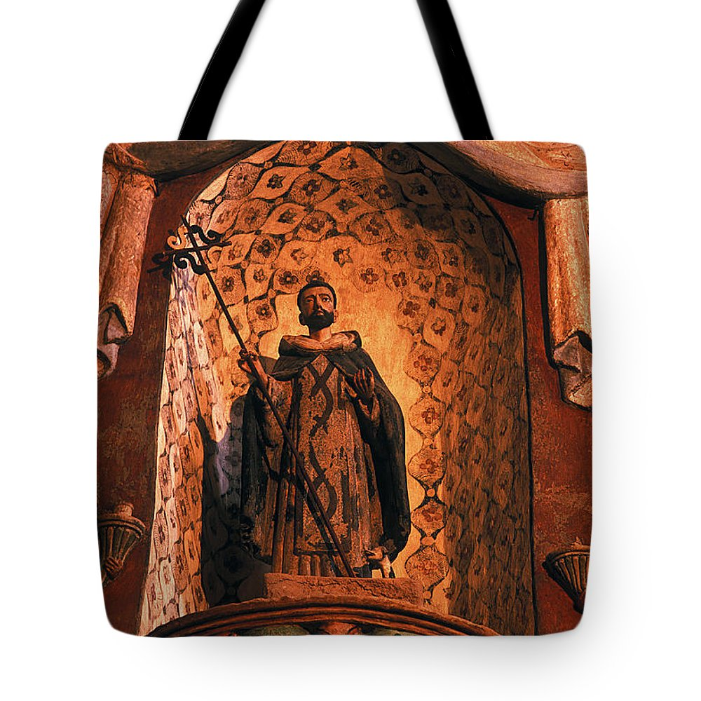 Icon Tote Bag featuring the photograph Church Icon - 88 by Paul W Faust - Impressions of Light