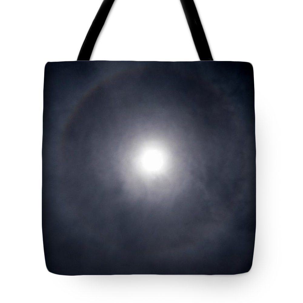 Color Tote Bag featuring the photograph Circle Around The Sun by Amar Sheow