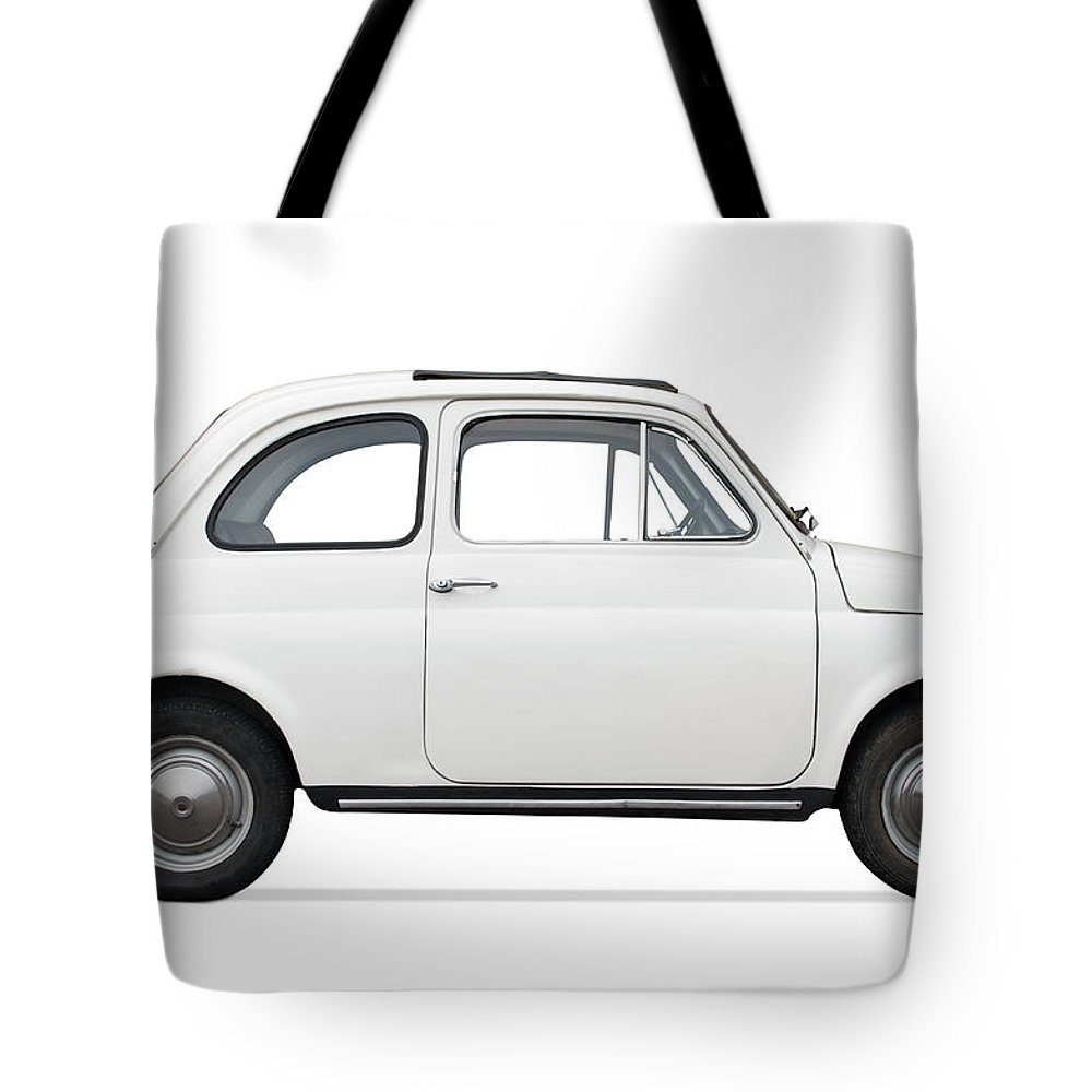 1950-1959 Tote Bag featuring the photograph Classic Car by Lalocracio