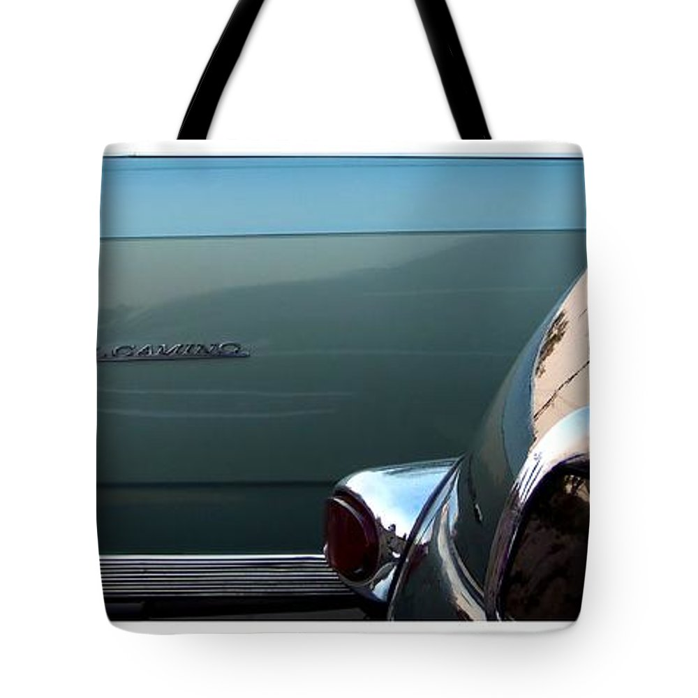Acrylic Prints Tote Bag featuring the photograph Classic Trio by Bobbee Rickard