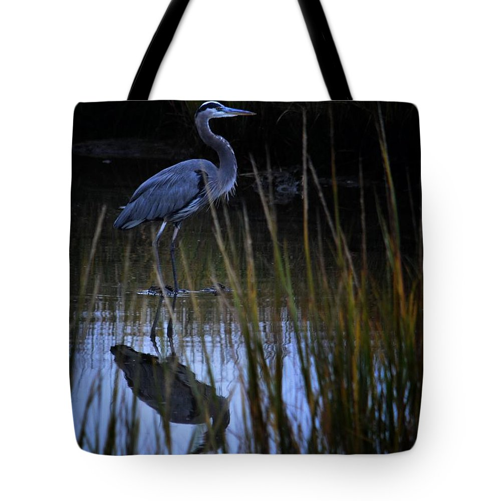 Birds Tote Bag featuring the photograph Cleared For Takeoff 2 by Robert McCubbin