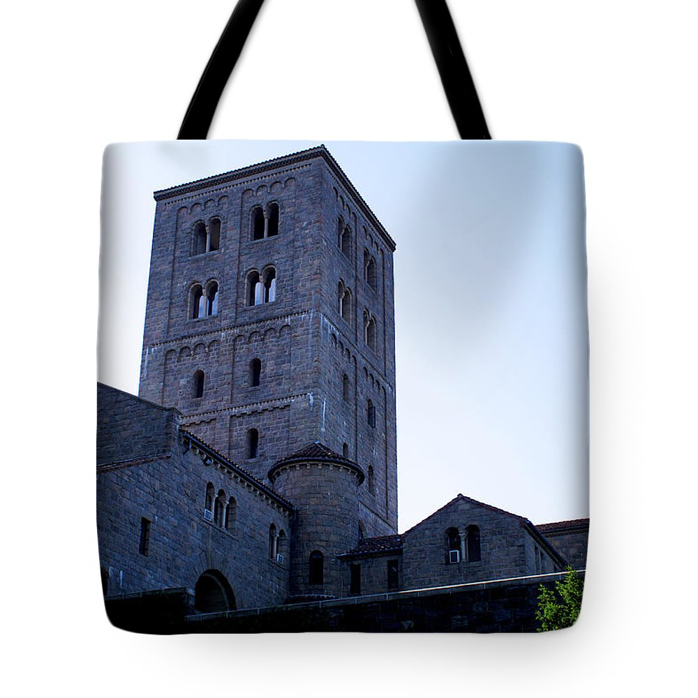 New Tote Bag featuring the photograph Cloisters I by Pablo Rosales