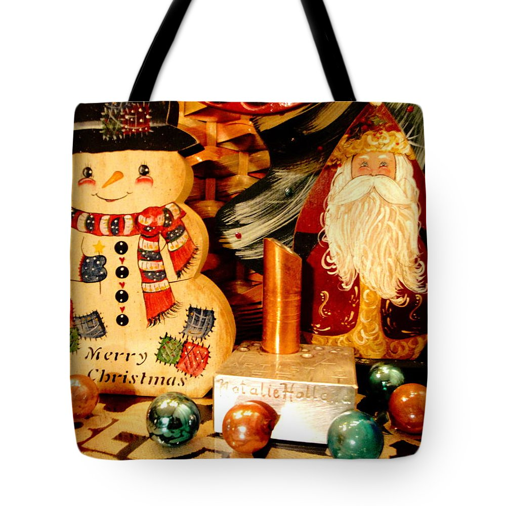Faa Artistic Merit Award Tote Bag featuring the photograph Close Up Of The Faa Artistic Merit Award by Natalie Holland