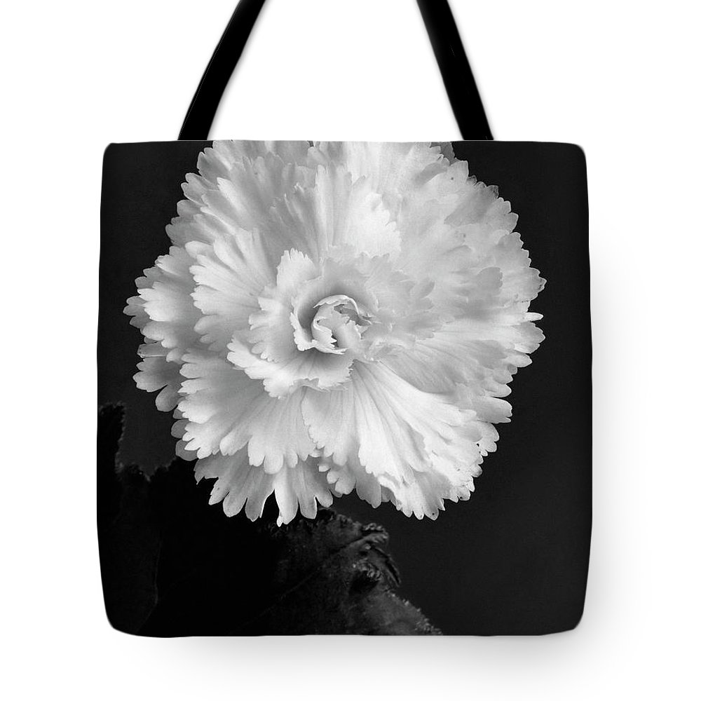 Fashion Tote Bag featuring the photograph Close Up View by J. Horace McFarland