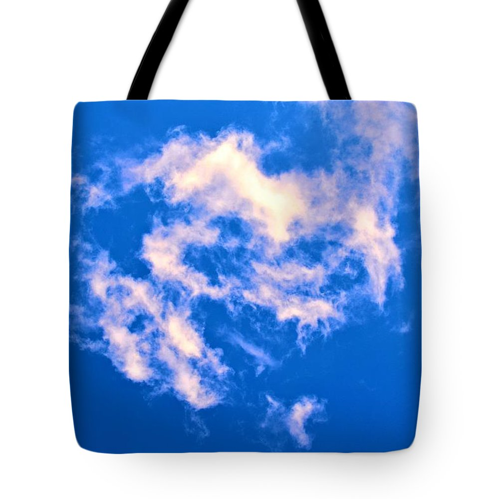Clouds Tote Bag featuring the photograph Clouds 11 by Tara Potts