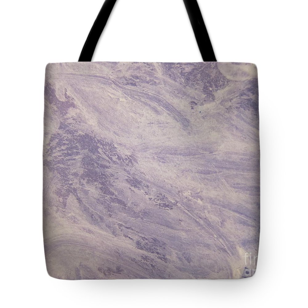 Art Tote Bag featuring the mixed media Clouds 6 by Iyanuoluwa Adeshina