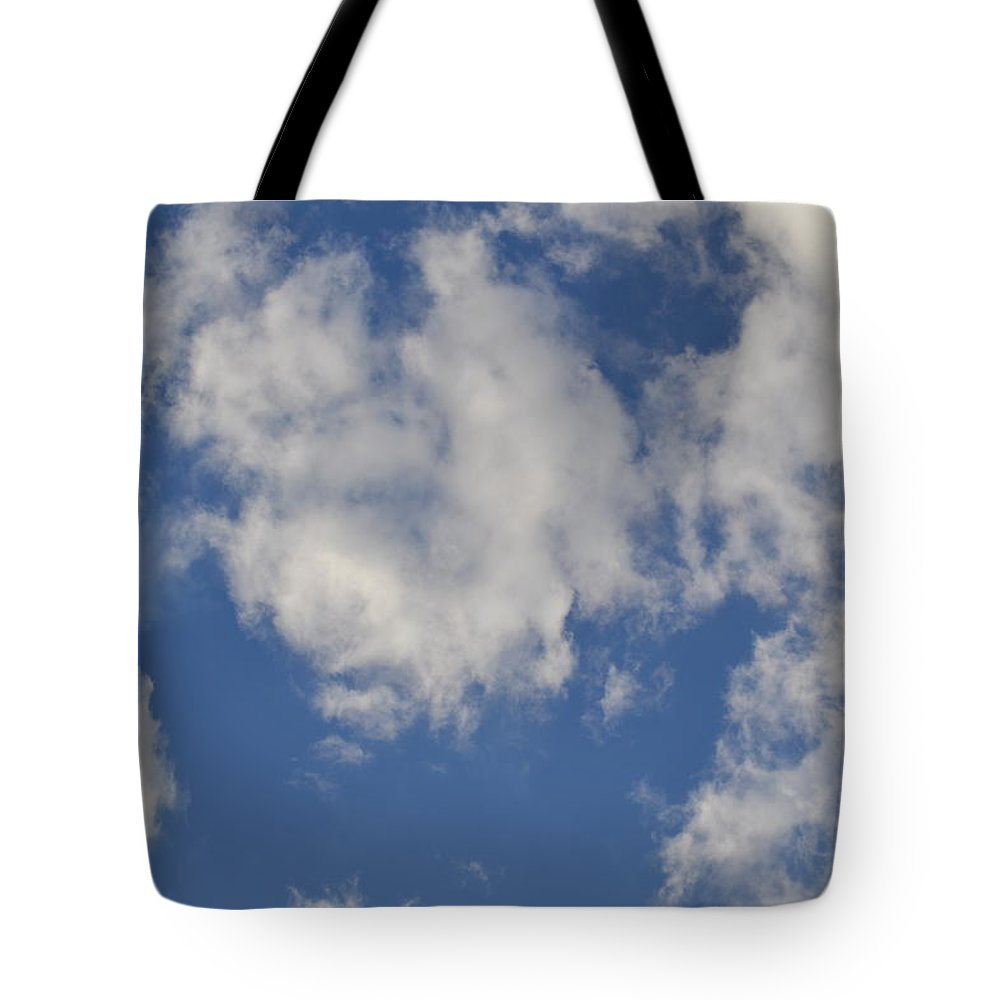 Cloud Tote Bag featuring the photograph Clouds 8 by Tara Potts