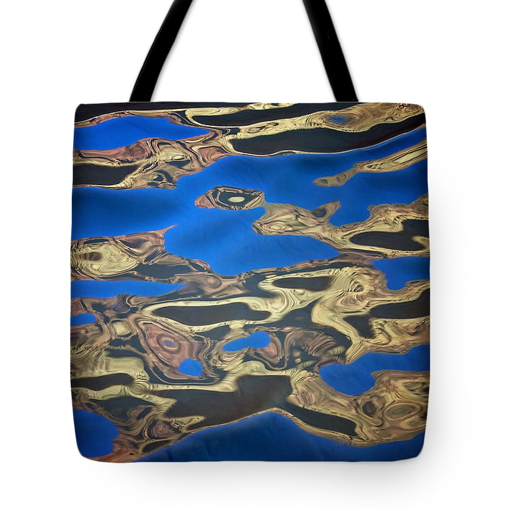 Water Tote Bag featuring the photograph Colorado Water by Britt Runyon