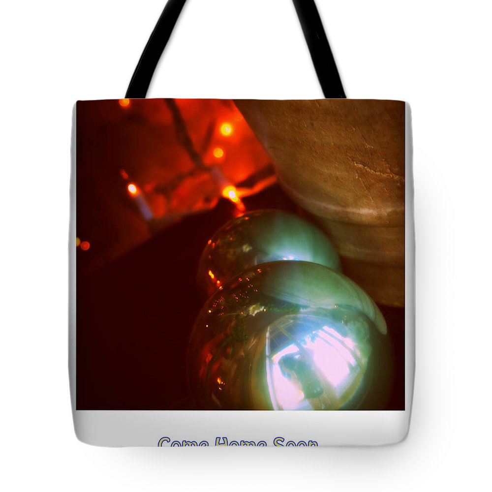 Come Home Soon Tote Bag featuring the photograph Come Home Soon... by Susanne Van Hulst