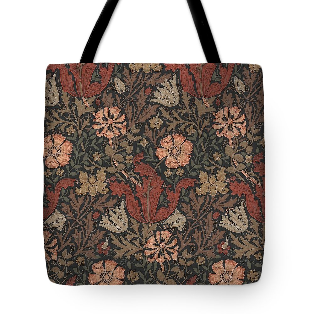 William Tote Bag featuring the tapestry - textile Compton Design by Philip Ralley