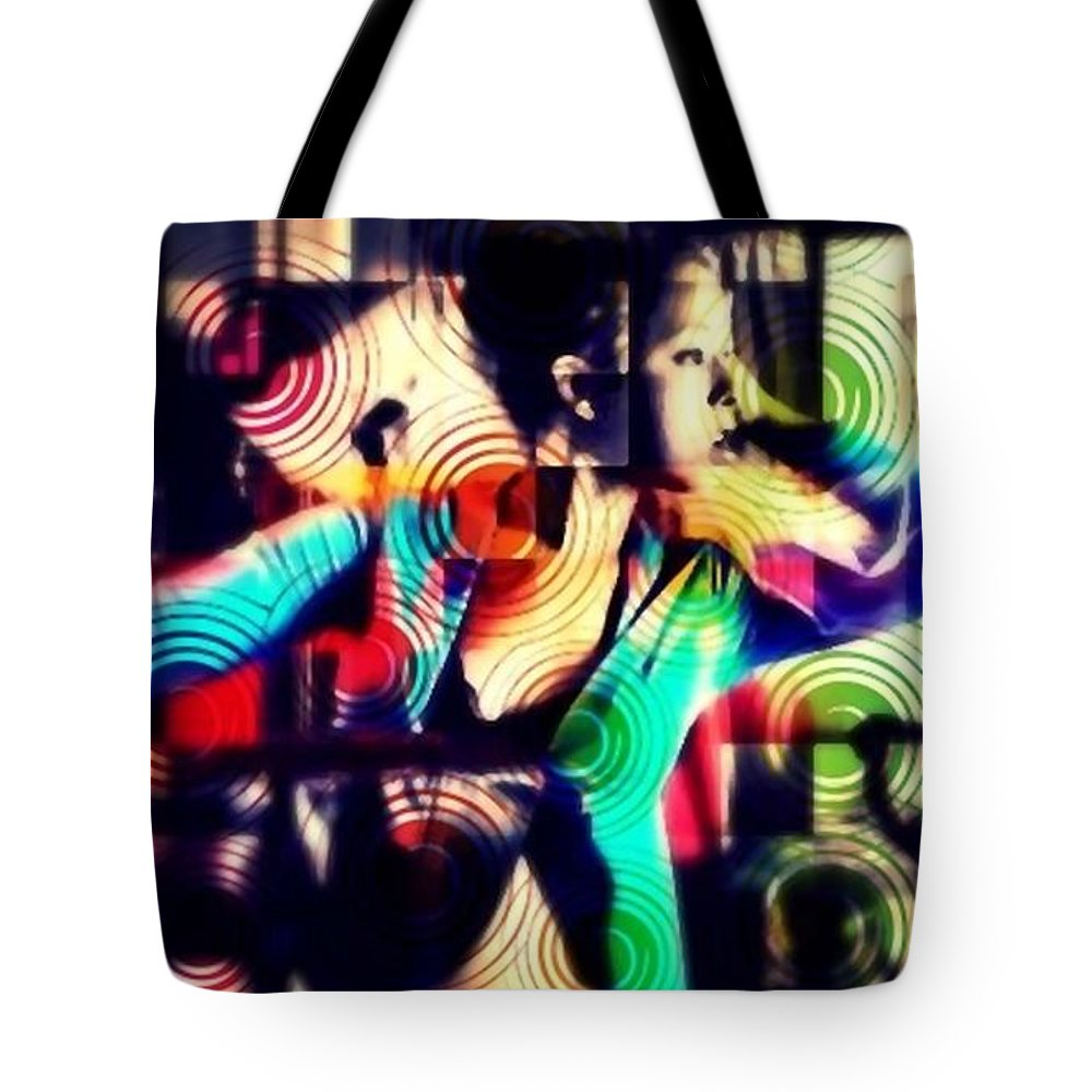 Tote Bag featuring the photograph Confounded by Jessica Shelton