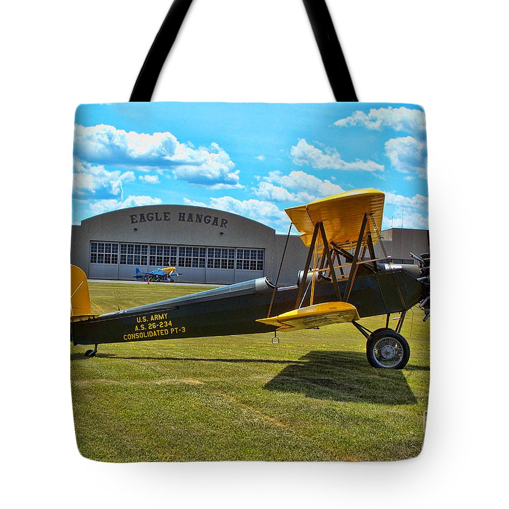 Consolidated Pt-3 Tote Bag featuring the photograph Consolidated Pt-3 by Tommy Anderson