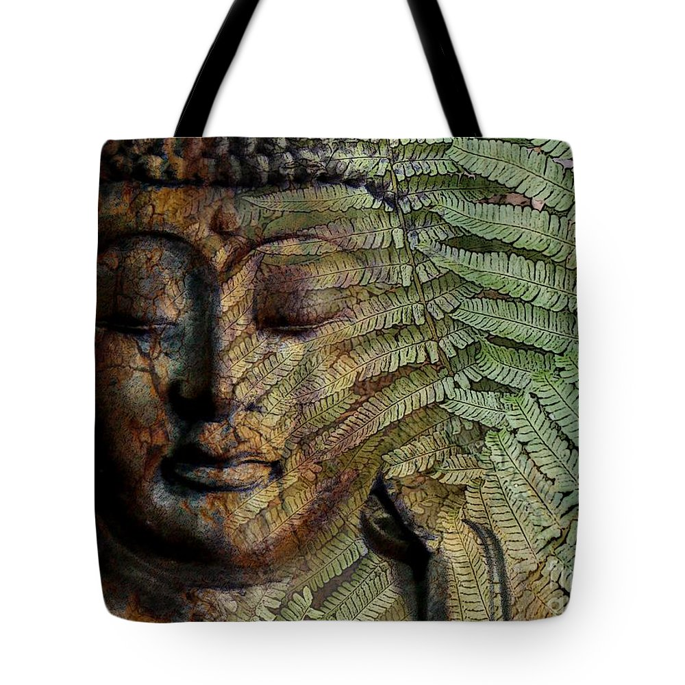 Surreal Digital Art Tote Bags