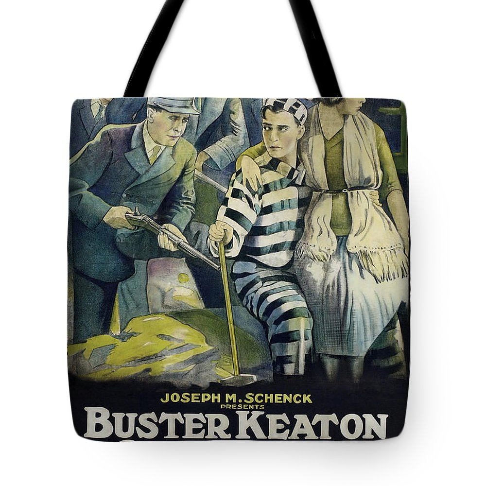 Convict 13 Tote Bag featuring the photograph Convict 13 1920 by Mountain Dreams