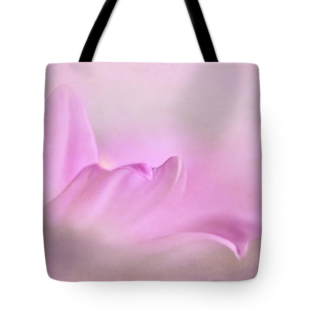 Abstract Tote Bag featuring the photograph Cosmos Abstract II by David and Carol Kelly
