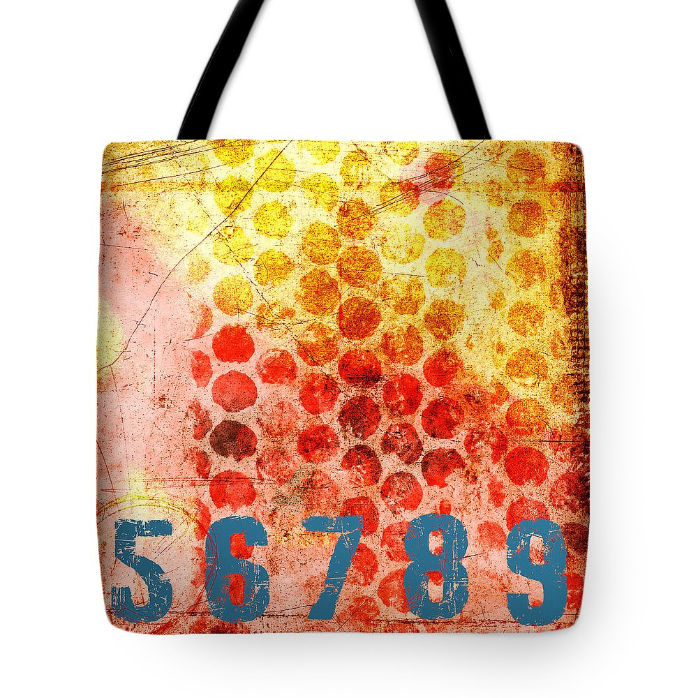 Circles Tote Bag featuring the photograph Counting Circles by Carol Leigh