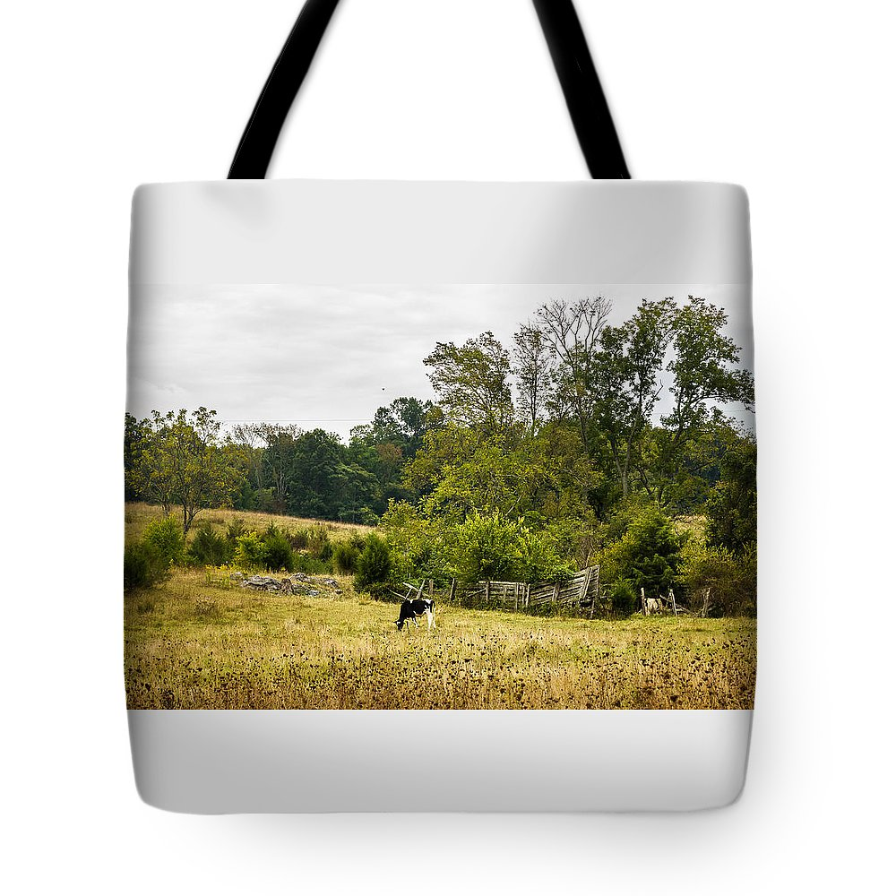 Autumn Tote Bag featuring the photograph Country Beauty by Tami Stieger