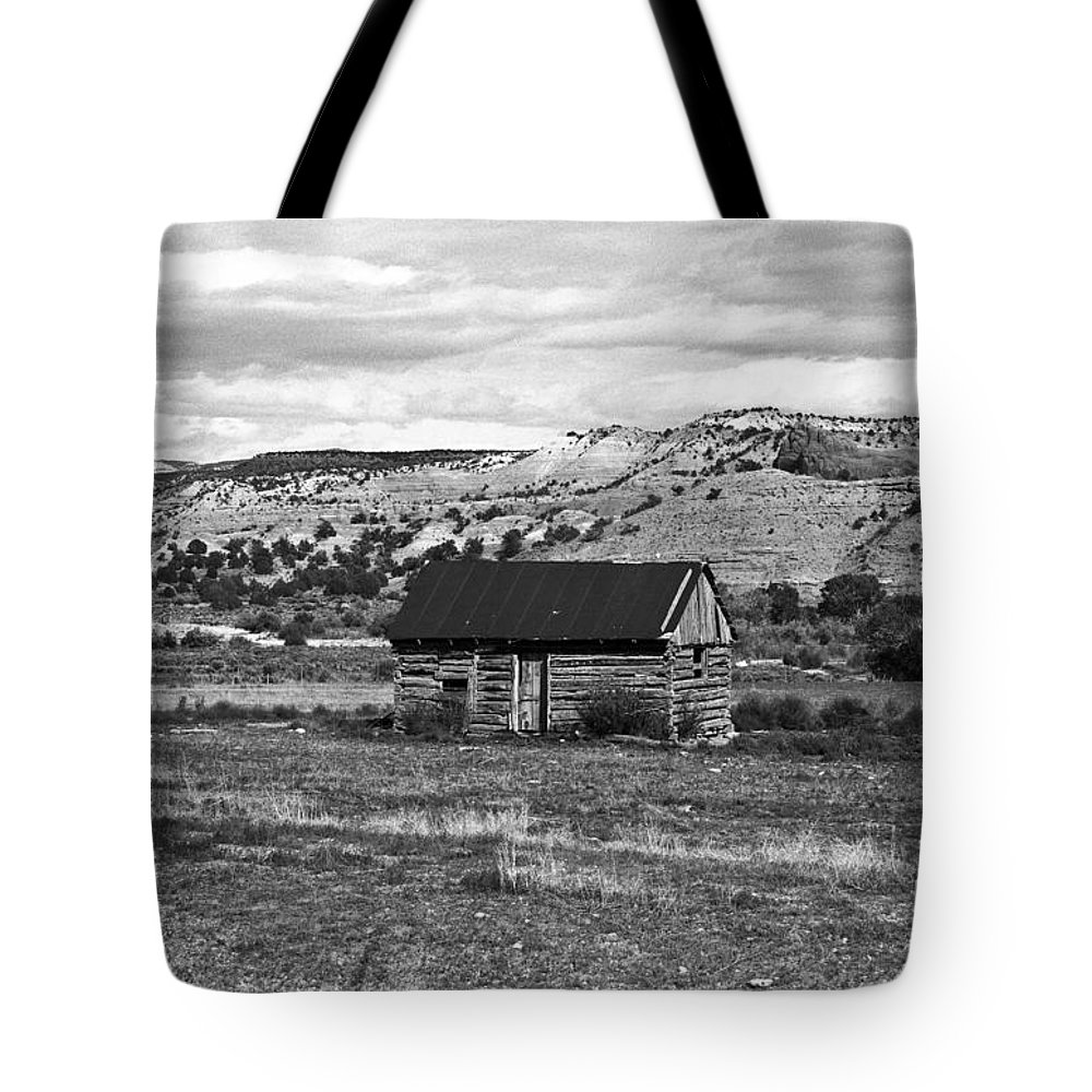 Utah Tote Bag featuring the photograph Courage by Kathy McClure