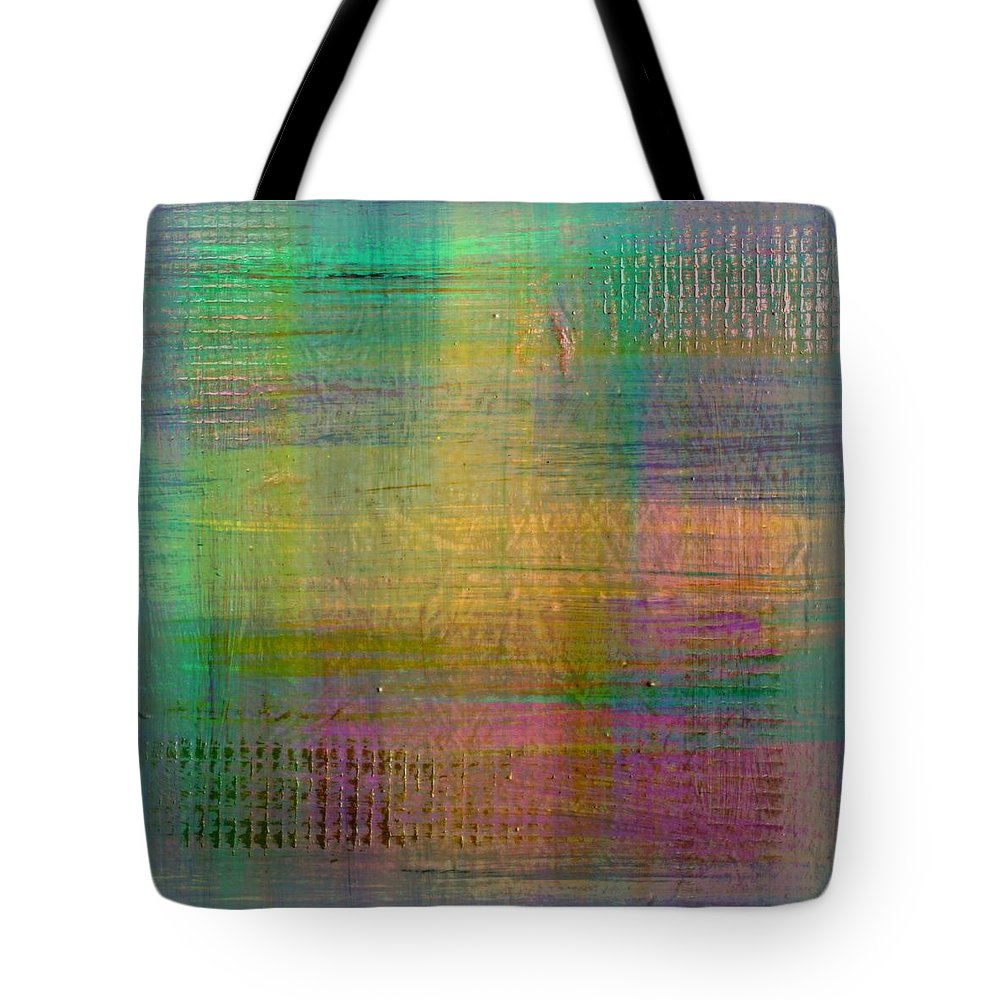 Digital Tote Bag featuring the digital art Crossed by Liz Moran