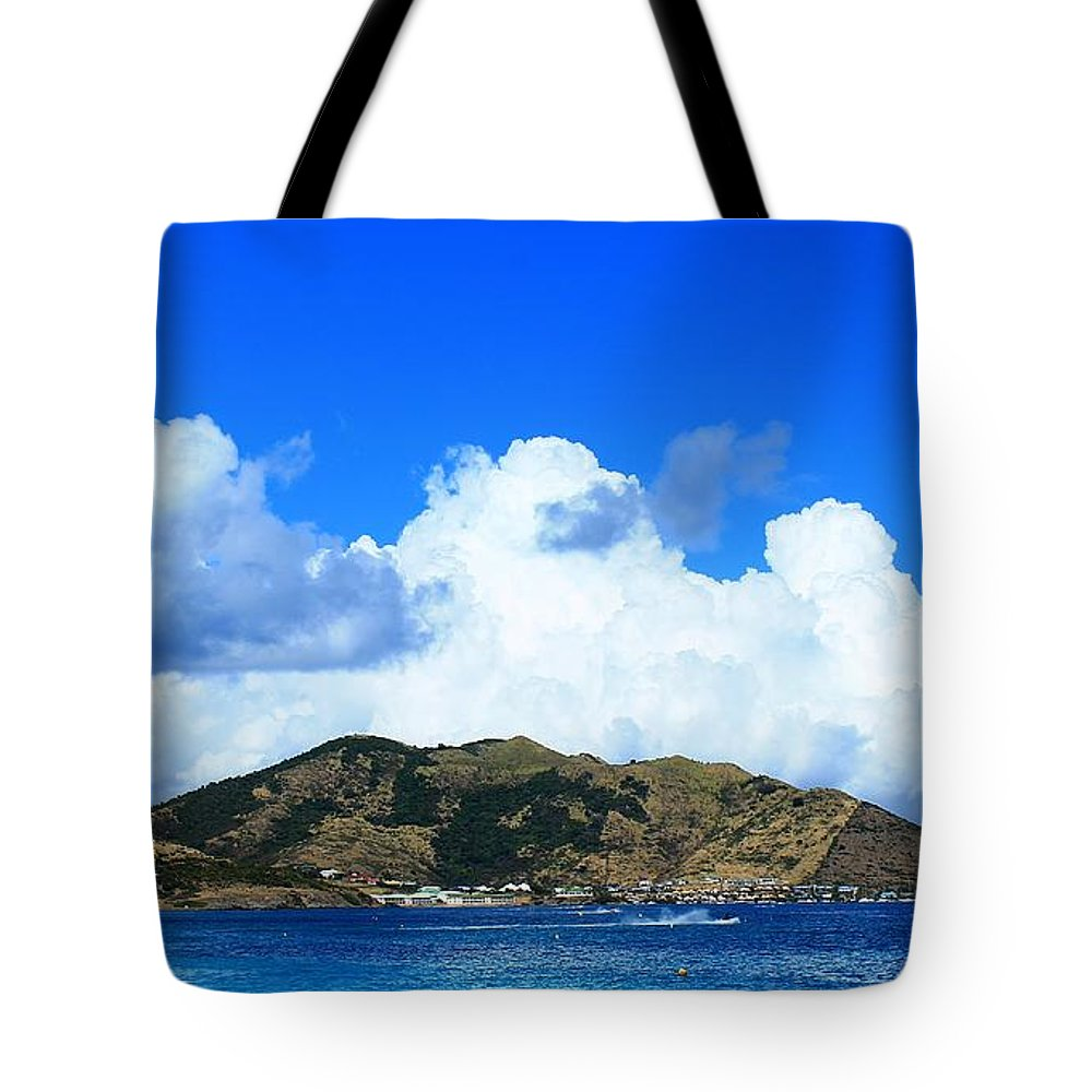 Cul-de-sac Tote Bag featuring the photograph Cul-de-sac by James Markey