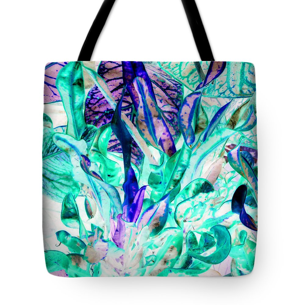 Pink Tote Bag featuring the photograph Curves Of Wonder by Debi Singer