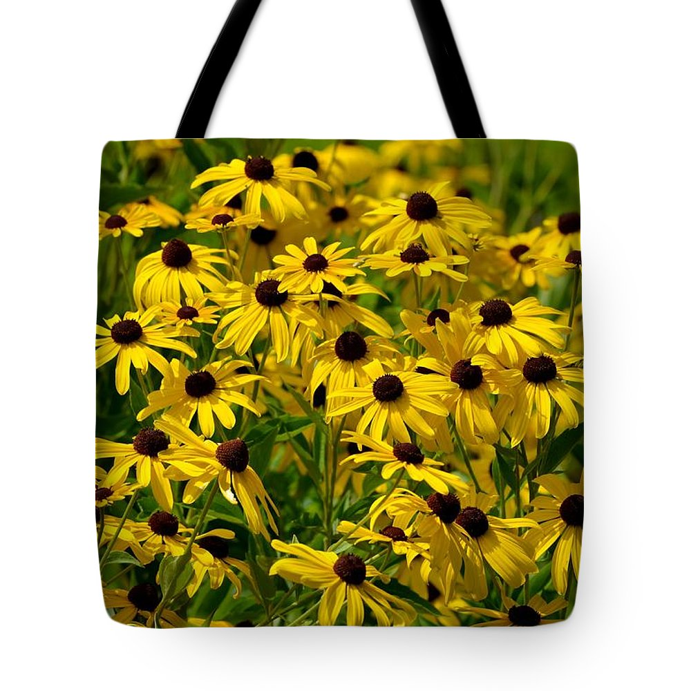 Daisy Tote Bag featuring the photograph Daisy Daisy by Debbie Summers