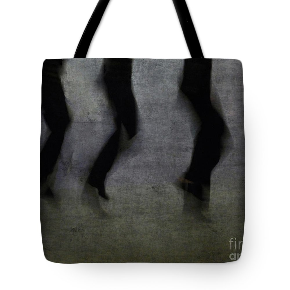 Dance Tote Bag featuring the photograph Dance by Jeff Breiman