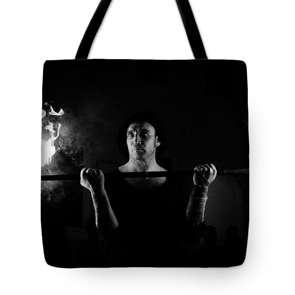 Abruzzo Tote Bag featuring the photograph Dark Ages by Andrea Mazzocchetti