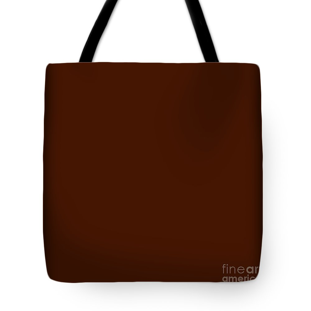 Andee Design Abstract Tote Bag featuring the digital art Dark Chocolate by Andee Design