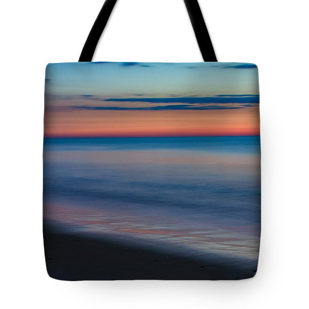 Ocean Tote Bag featuring the photograph Dawn Of A New Day by David Kay