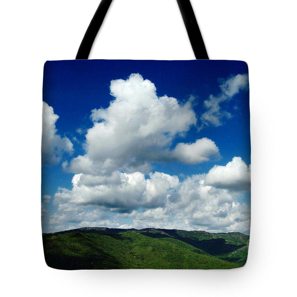 Deep Tote Bag featuring the photograph Deep by Dattaram Gawade
