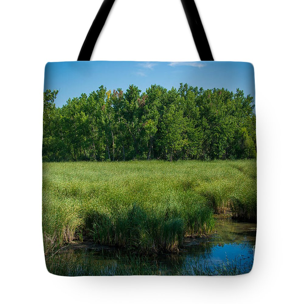 South Dakota Tote Bag featuring the photograph Deep Into.... by M Dale