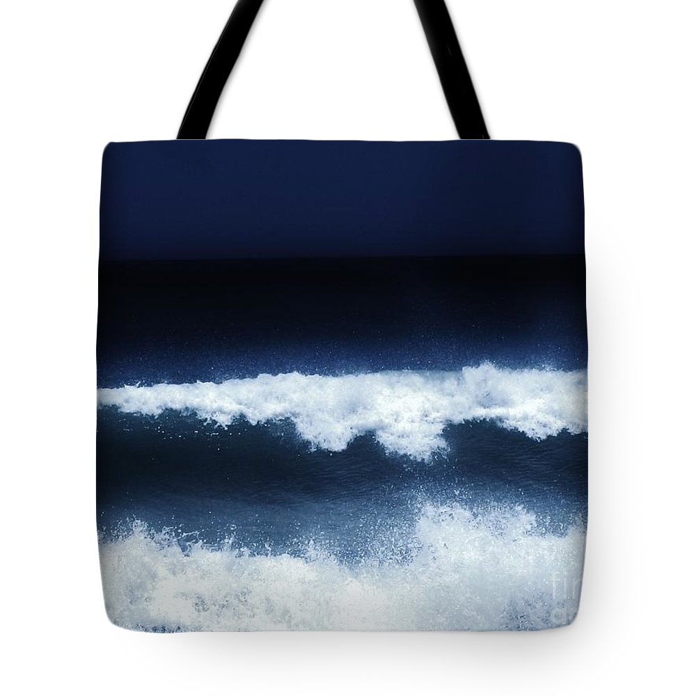 Keri West Tote Bag featuring the photograph Deep Tide by Keri West