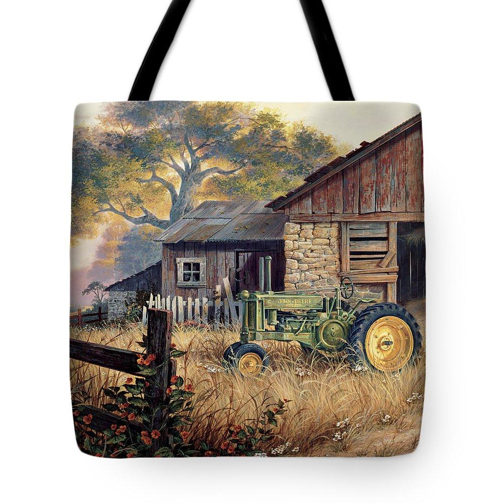 John Deere Tote Bags