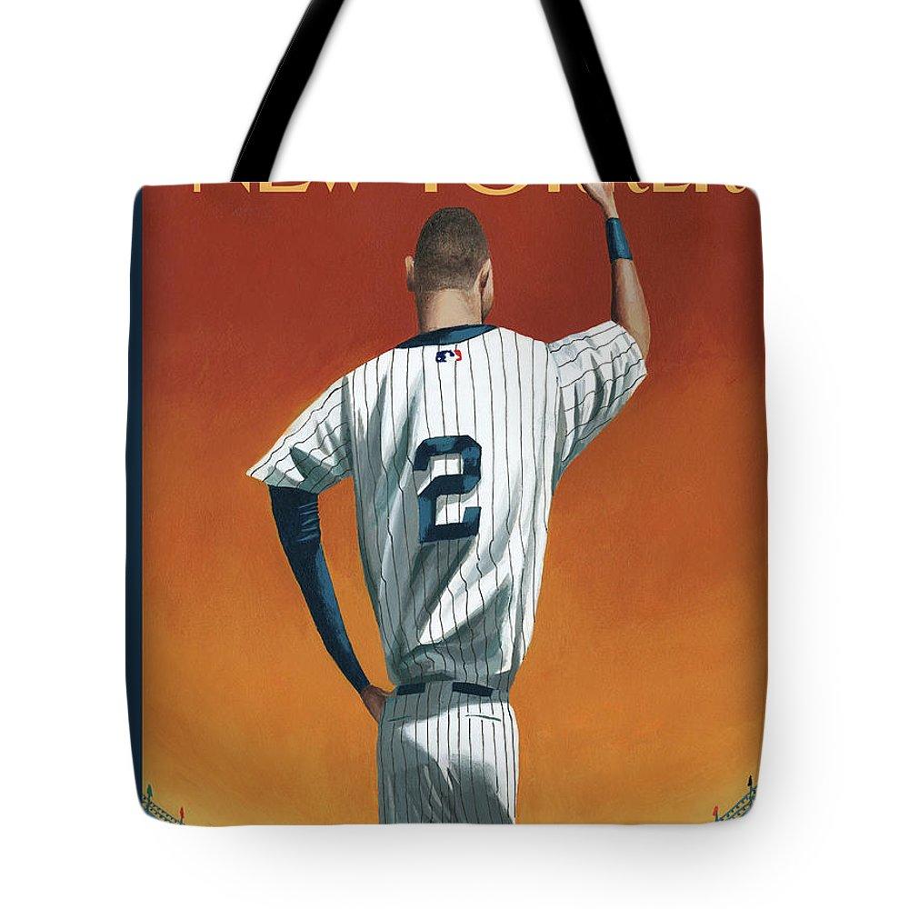 Athlete Tote Bags