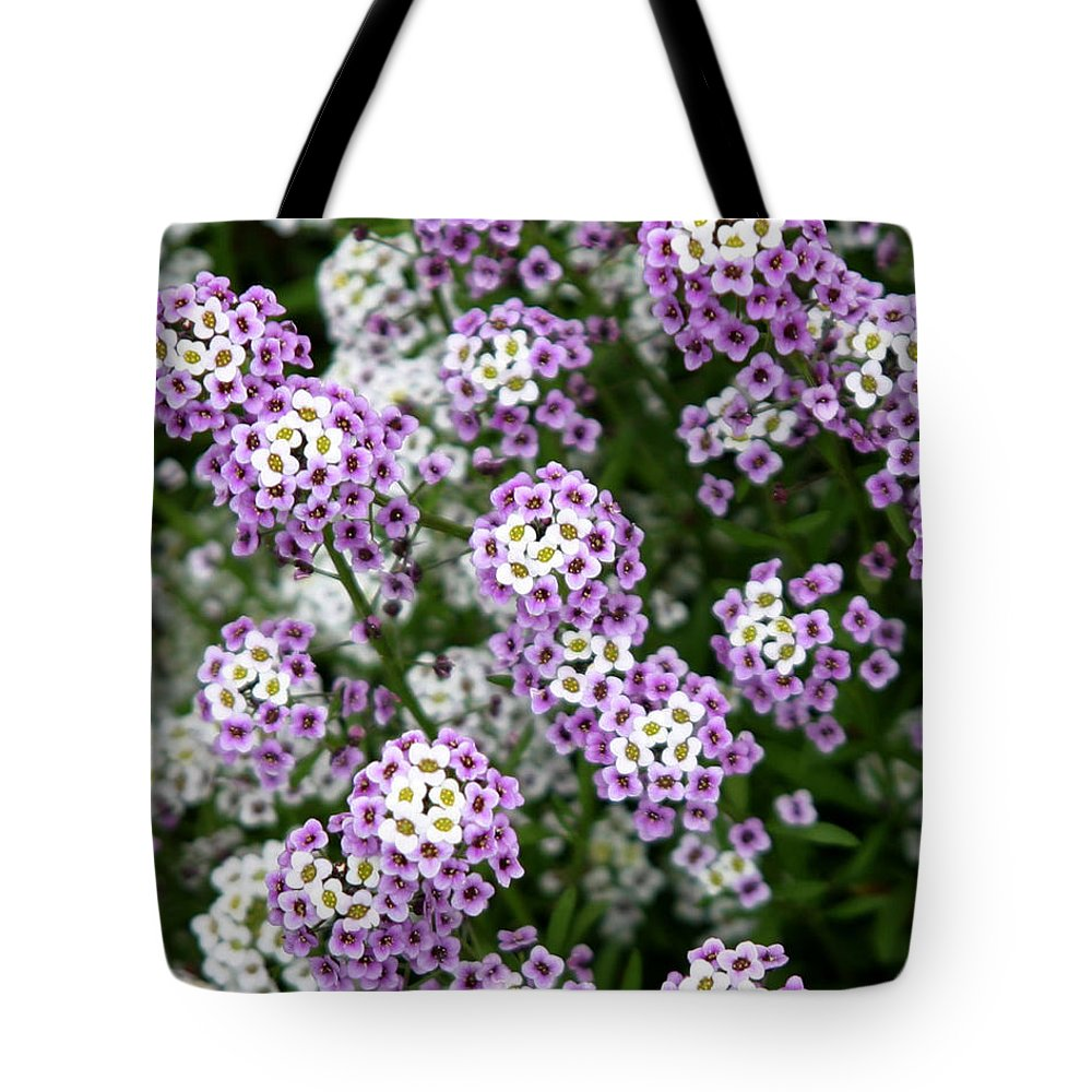 Flowers Tote Bag featuring the photograph Descanso Gardens 8 by Kathy Hutchins