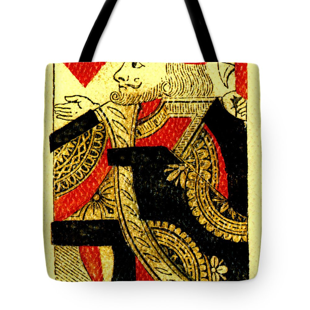 Richard Reeve Tote Bag featuring the photograph Diamond Geezer by Richard Reeve