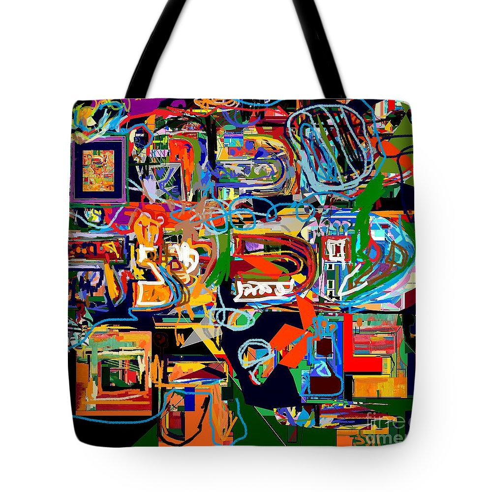 Torah Tote Bag featuring the photograph Divinely Blessed Marital Harmony 27 by David Baruch Wolk
