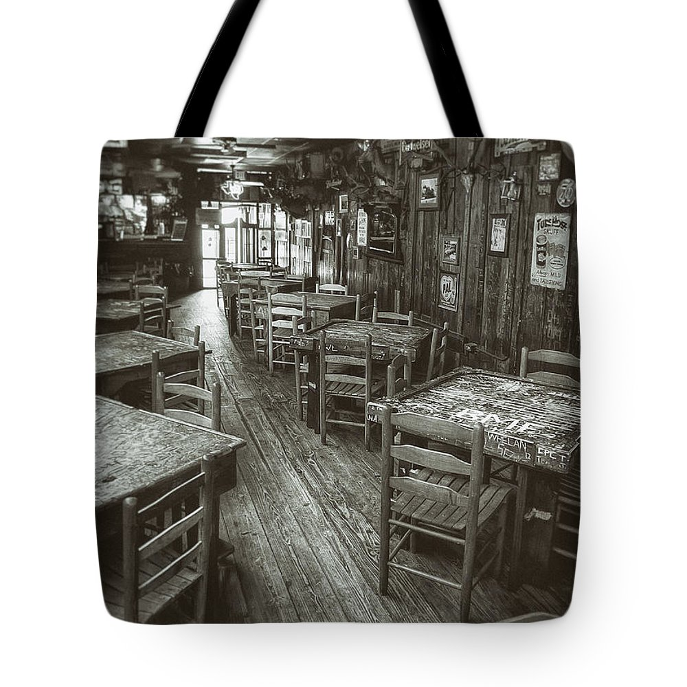 Watering Hole Tote Bags