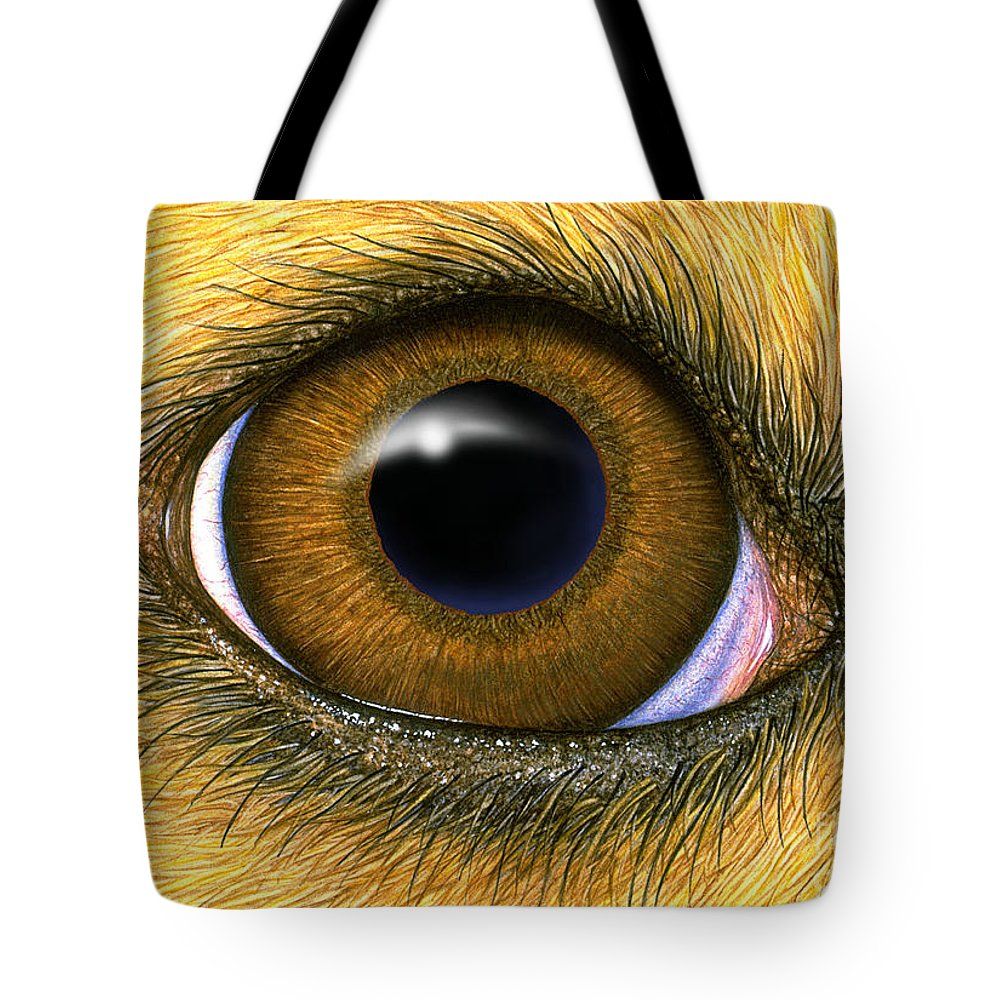 Dog Eye Tote Bag for Sale by Laurie OKeefe