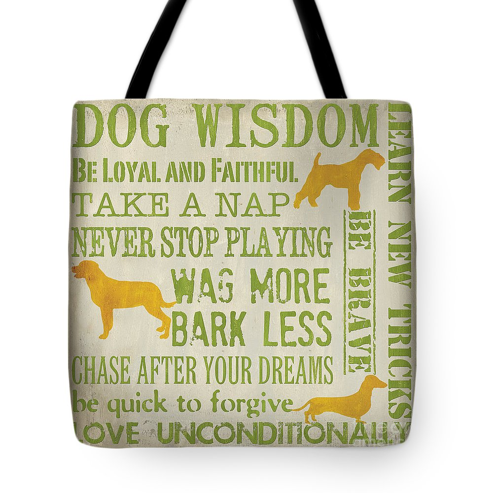 Canine Tote Bags