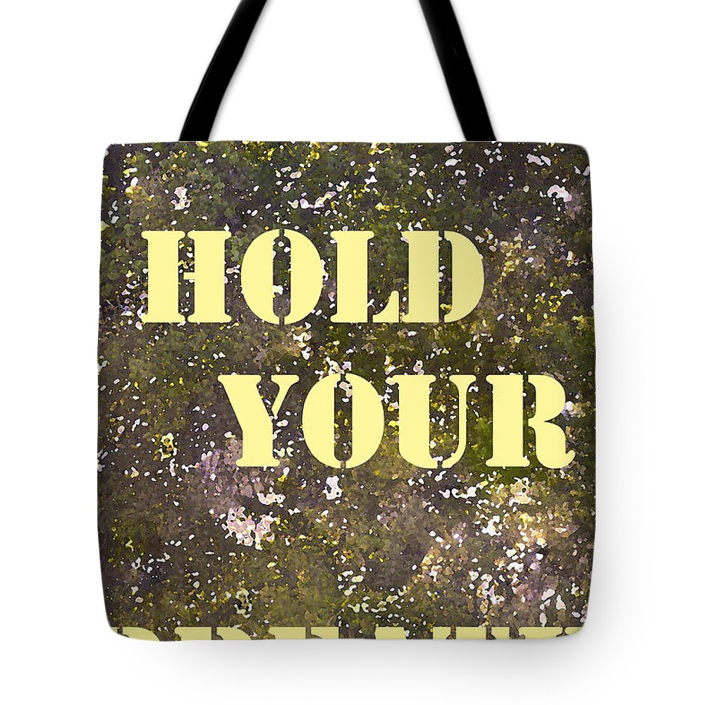 Dont Hold Your Breath Tote Bag featuring the photograph Dont Hold Your Breath by Pamela Cooper