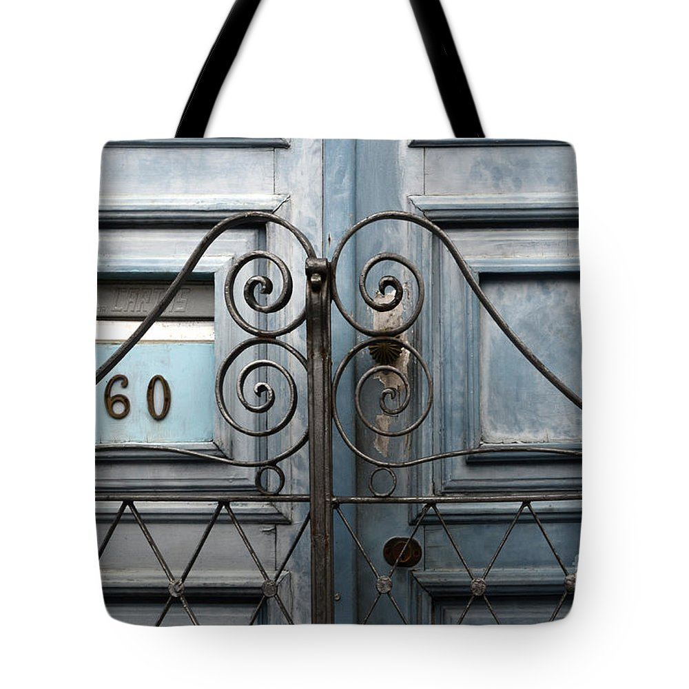Door Tote Bag featuring the photograph Doors And Windows Salvador Brazil 2 by Bob Christopher