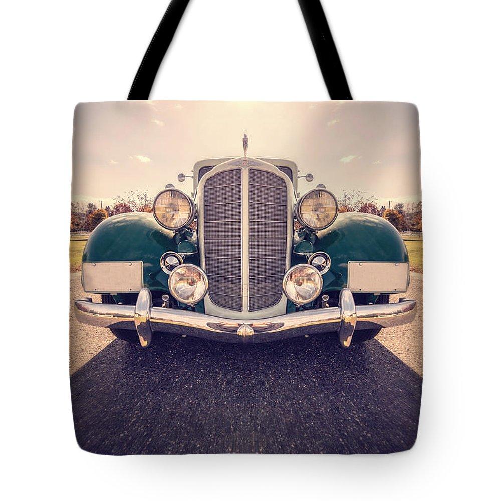 Super Car Tote Bags
