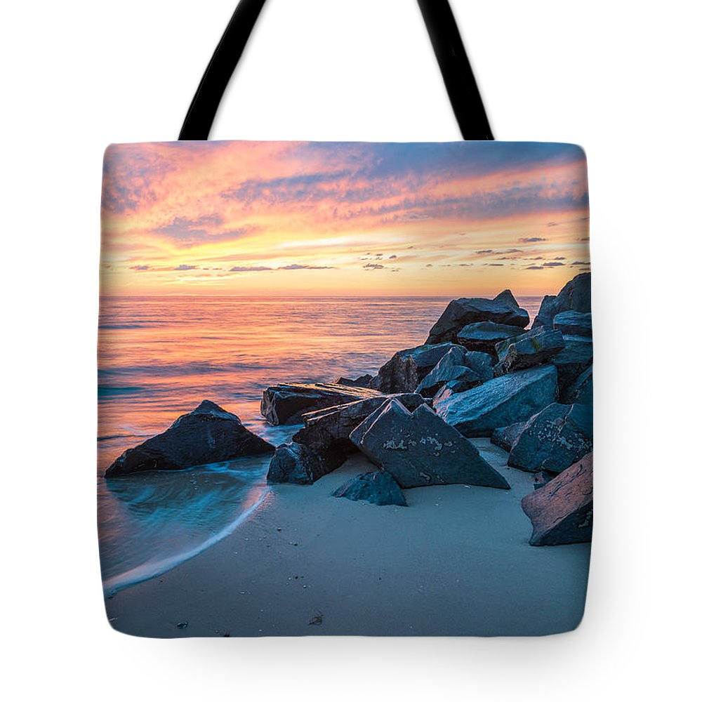 New Jersey Tote Bag featuring the photograph Dream in Colors by Kristopher Schoenleber